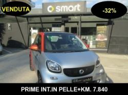 SMART ForTwo 1.0-32% dal Nuovo PRIME TWINAMIC-Cod.15JF0317-