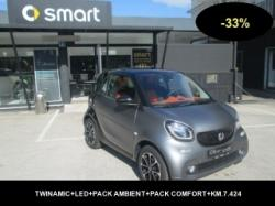 SMART ForTwo 1.0-33% dal Nuovo Passion TWINAMIC-Cod. 25JF00517-