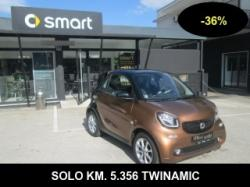 SMART ForTwo 1.0 -36% dal Nuovo Passion TWINAMIC -Cod.32JF0517-