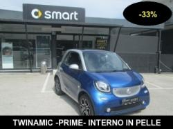 SMART ForTwo 1.0-33% dal nuovo PRIME TWINAMIC+km 7.967-29JF051