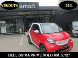 SMART ForTwo 1.0-36% PRIME TWINAMIC km 5.127 COD 31JF0517