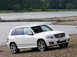 MERCEDES-BENZ GLK 250 CDI 4Matic BlueEFFICIENCY Premium