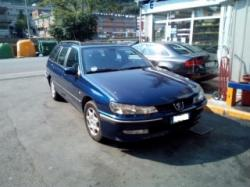 PEUGEOT 406 2.2 16V HDi cat S.W. Exclusive FAP