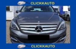MERCEDES-BENZ B 200 natural gas drive / c monovolume