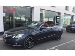 MERCEDES-BENZ E 350 CDI Cabrio BlueEFFICIENCY Executiv