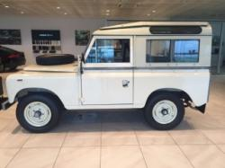 LAND ROVER Series Land Rover 88 III Serie