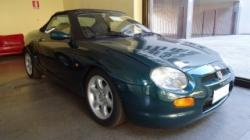 MG MGF 1.8i cat HARD TOP