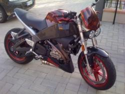 BENTLEY Turbo RT BUELL X B12S km 4.800 del 2010 25kh anniversary