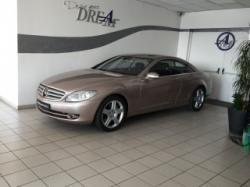 MERCEDES-BENZ CL 500 Chrome Full opt pari al nuovo *colore speciale*