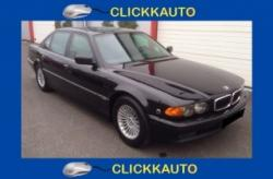 BMW 750 iL HIGh Securityb6/b7BLINDATA