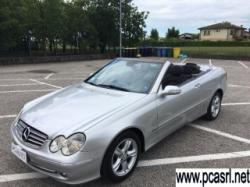 MERCEDES-BENZ CLK 240 cat Cabrio Avantgarde