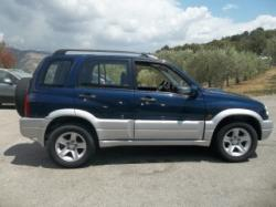 SUZUKI Grand Vitara 2.0 turbodiesel 16V cat S.W.