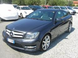 MERCEDES-BENZ C 220 CDI BlueEFFICIENCY Coupé Avantgarde