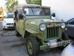 JEEP Willys CJ 6