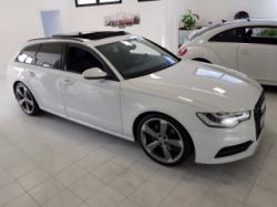 AUDI A6 Avant 2.0 TDI 177 CV multitronic S-Line FULL LED