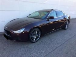 MASERATI Ghibli 3.0 Diesel 275 CV EXECUTIVE/SPORT/TETTO/CAMERA