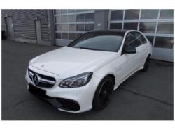 MERCEDES-BENZ E 63 AMG S 4Matic AMG DriversPack TETTO/B&O/19""