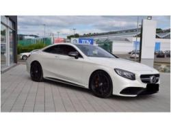 MERCEDES-BENZ S 63 AMG S 63 AMG 4Matic *KERAMIK*BURM3D*MAGIC SKY*CARBON