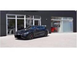 MERCEDES-BENZ S 63 AMG Coupé 4Matic *CARBON*EXKLUSIV*MAGIC SKY*