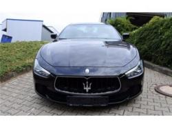 "MASERATI Ghibli GHIBLI D BUSINESS/CAMERA/18""/KEYLESS"