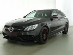 MERCEDES-BENZ C 63 AMG C 63 AMG S S.W. EDITION 1 TETTO/BURMESTER/PARKT.