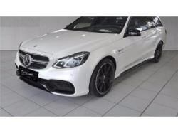 MERCEDES-BENZ E 63 AMG S.W. 4Matic AMG Vmax/Distronic/Nightpaket/HK