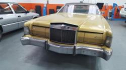 LINCOLN Continental Airscape VTi 68 3 porte Shine