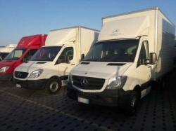 MERCEDES-BENZ Sprinter T37/35 413 CDI Furgonatura in All. con Sponda