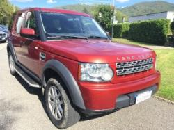 LAND ROVER Discovery 4 2.7 TDV6 S