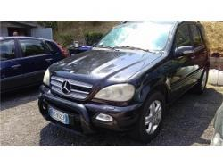 MERCEDES-BENZ ML 270 CDI SE Leather
