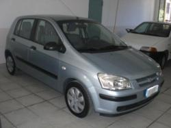 HYUNDAI Getz 1.1 5p. Like METANO