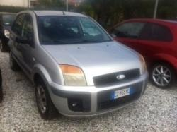 FORD Fusion 1.4 TDCi 5p. Plus