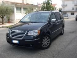 CHRYSLER Grand Voyager 2.8 CRD DPF Limited NAVI 7 posti