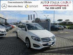 MERCEDES-BENZ B 160 d Sport NEXT NEOPATENTATI