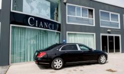 MERCEDES-BENZ S 600 maybach VR10 guard armored armoured panzer gepanze