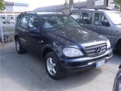 MERCEDES-BENZ ML 270 MERCEDES ML 270 turbodiesel cat CDI