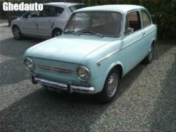 FIAT 500 850 SPECIAL