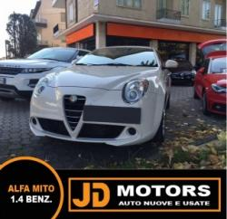 ALFA ROMEO MiTo 1.4 T 135 CV M.air Distinctive Premium Pack