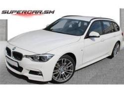 BMW 320 320d Touring MSPORT - AUTOMATICO LED NAVI PDC 19