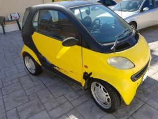 Smart fortwo 600 smart & pure