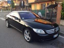 MERCEDES-BENZ CL 500 Sport