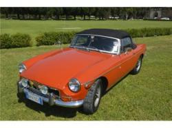 MG MGB roadster america