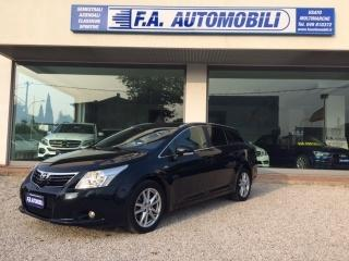 Toyota avensis 2.2 d-cat s.w. style automatica