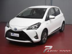 yaris km 0 ibrida