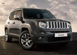 JEEP Renegade 2.0 Mjt 140CV Limited Automatico