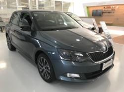 SKODA Fabia 1.4 TDI 75CV Twin Color Design Edition Nero