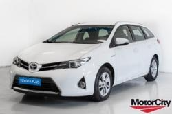 TOYOTA Auris 1.2 Turbo Active Comfort pack