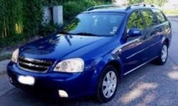 CHEVROLET Nubira 1.6 16V Station Wagon SE GPL