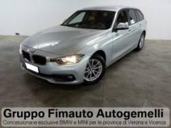 BMW 318 d Touring Business Advantage Aut. Garanzia 48 mesi