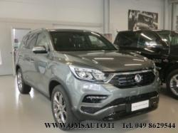 SSANGYONG REXTON G4 2.2 Diesel 4WD A/T ROAD/DREAM/ICON